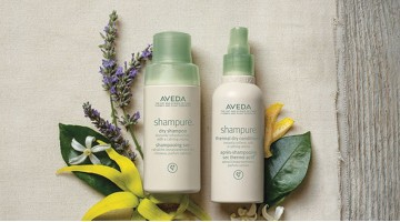 Create Pure Moments of Peace with Aveda Shampure