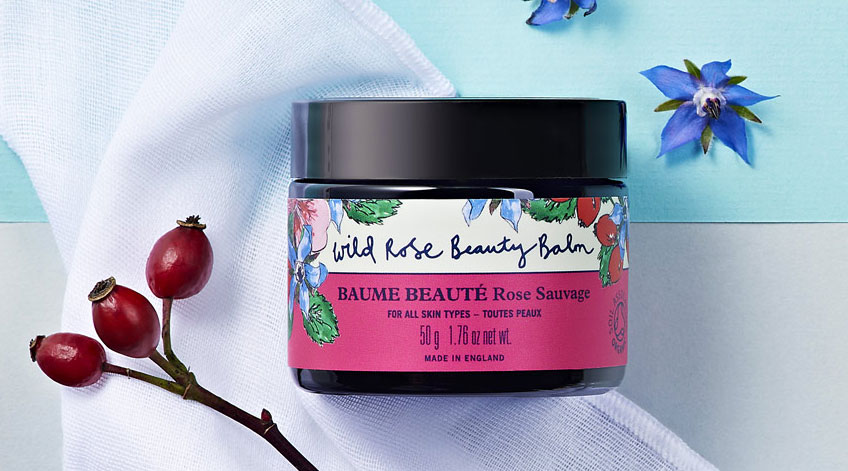 Wild Rose Beauty Balm, a One Pot Wonder