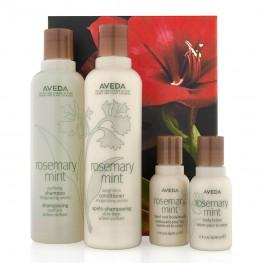 Aveda Rosemary Mint Invigoration Hair & Body Care Set