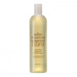John Masters Organics Bare Unscented Body Wash 473ml