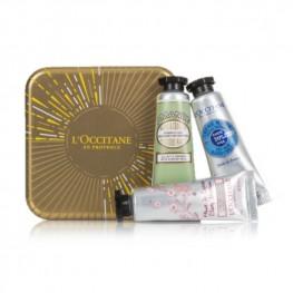 L'Occitane Mini Hand Cream Trio Collection