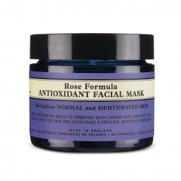 Neal's Yard Remedies Rose Formula Anti-Oxidant Facial Mask 50g