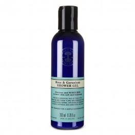 Neal's Yard Remedies Rose & Geranium Shower Gel 200ml