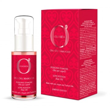 Olioseta Oro Del Marocco Love Potion Hair Oil 30ml