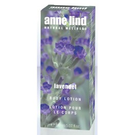 Annemarie Borlind Anne Lind Body Lotion Lavender