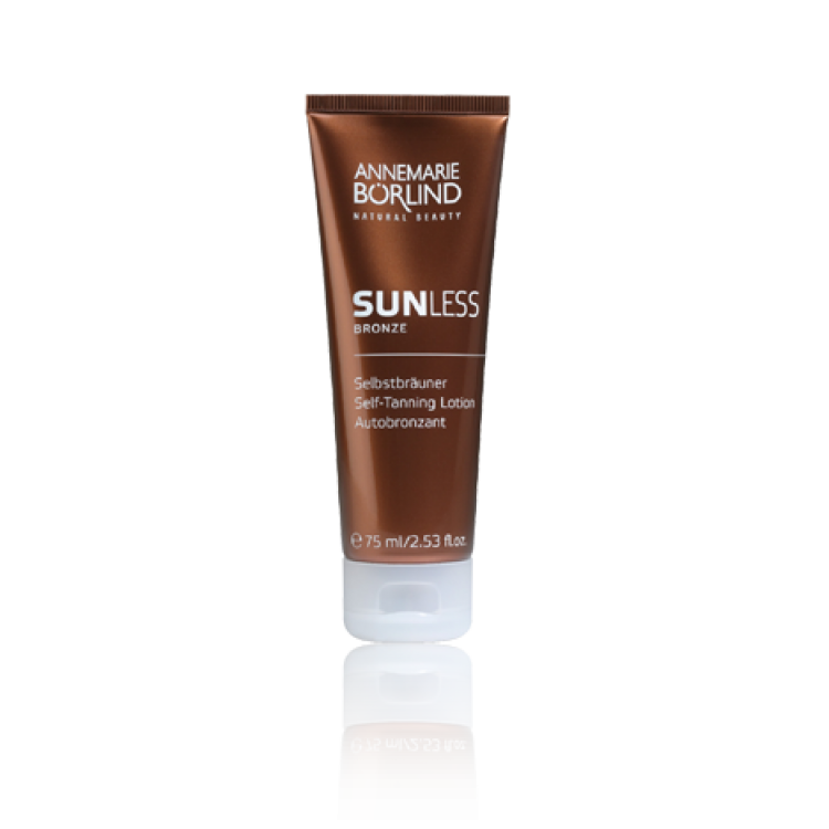 Just Natural Skin Care Sunless Tanning Lotion Review