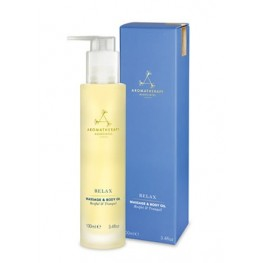 Aromatherapy Associates Relax Massage & Body Oil 100ml
