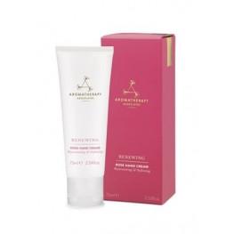 Aromatherapy Associates Renewing Rose Hand Cream 75ml
