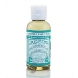 Dr Bronner's Baby Mild Liquid Soap 59ml