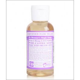 Dr Bronner's Org Lavender Cast Liquid Soap 59ml