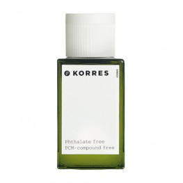 Korres Unisex Pepper Jasmine Gaiac Wood And Passion Fruit 50ml
