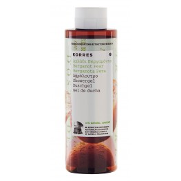 Korres Bergamot Pear Shower Gel 250ml