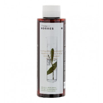 Korres Laurel and Echincea Shampoo for Dry Scalps and Dandruff 250ml
