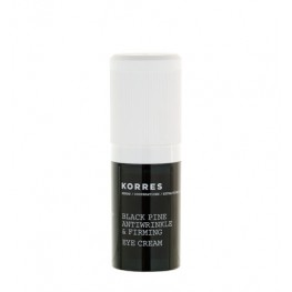 Korres Black Pine Anti-wrinkle And Firming Eye Cream 15ml