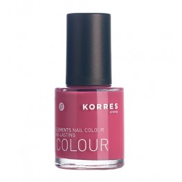Korres Nail Colour Cyclamen 23