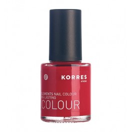 Korres Nail Colour Coral Red 48