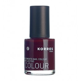Korres Nail Colour Dark Red 59