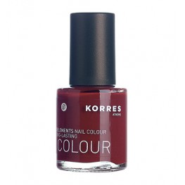 Korres Nail Colour Deep Red 57