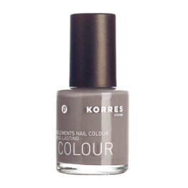 Korres Nail Colour Light Grey 94