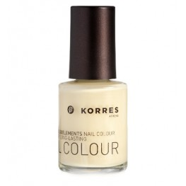 Korres Nail Colour Pastel Lemon 34