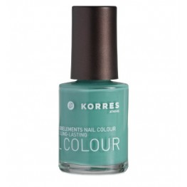 Korres Nail Colour Green 90
