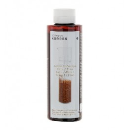 Korres Rice Proteins and Linden Shampoo for Thin and Fine Hair 250ml