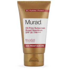 Murad Oil-Free Sunscreen Broad Spectrum SPF 30 PA+++