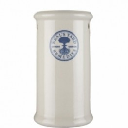 Neal's Yard Remedies Burner Tall White China & Leaflet