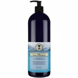 Neal's Yard Remedies Baby Bath & Shampoo 1L