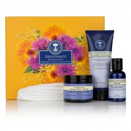 Neal's Yard Remedies Rejuvenate Frankincense Organic Facial Collection