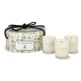 Penhaligon's Box of 3 x 75g Tea Candle Collection