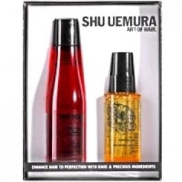 Shu Uemura Art Of Hair Full Shimmer Essence Travel Coffret