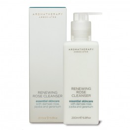 Aromatherapy Associates Renew Rose Cleanser 200ml