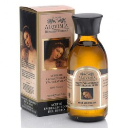 Alqvimia Bust Volume Oil 150ml
