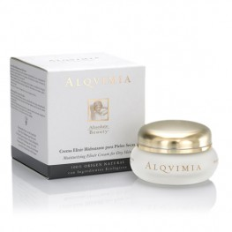 Alqvimia Moisturizing Elixir Cream for Dry Skin 50ml