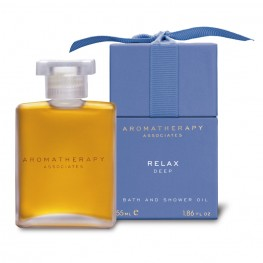 Aromatherapy Associates Relax Deep Bath & Shower Oil 55ml
