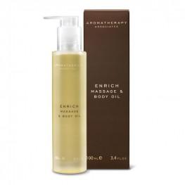 Aromatherapy Associates Nourishing Enrich Massage & Body Oil 100ml