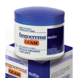GUAM Fangocrema Notte - Night Mud-Based Cream 500ml