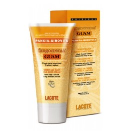 GUAM Fangocrema Tummy and Waist Mud-based cream 150ml