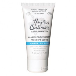 Huiles & Baumes Face Soft Scrub 50ml