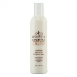 John Masters Organics Bare Unscented Body Lotion 236ml