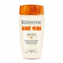 Kérastase Nutritive Bain Satin 2 Complete Nutrition Shampoo 250ml