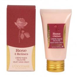 L'Occitane Rose 4 Reines Velvet Hand Cream 75ml