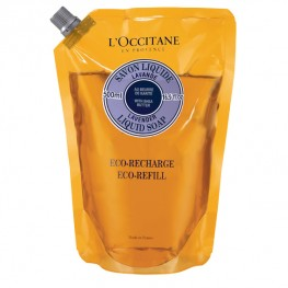 L'Occitane Shea Butter Lavender Liquid Soap Eco Refill 500ml