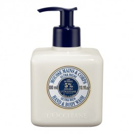 L'Occitane Ultra Rich Hand & Body Wash 300ml