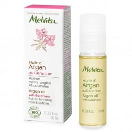 Melvita Argan Oil with Geranium 10ml