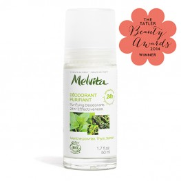 Melvita Purifying Roll-On Deodorant 50ml