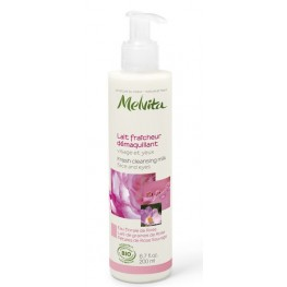 Melvita Rose Cleansing Milk 200ml