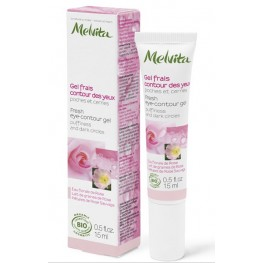 Melvita Rose Eye-contour Gel 15ml
