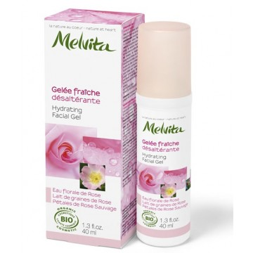 Melvita Rose Facial Gel 40ml
